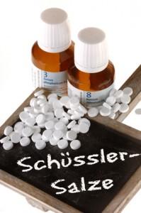 Schüssler Salze Tabletten